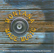 Montana Made Music CD